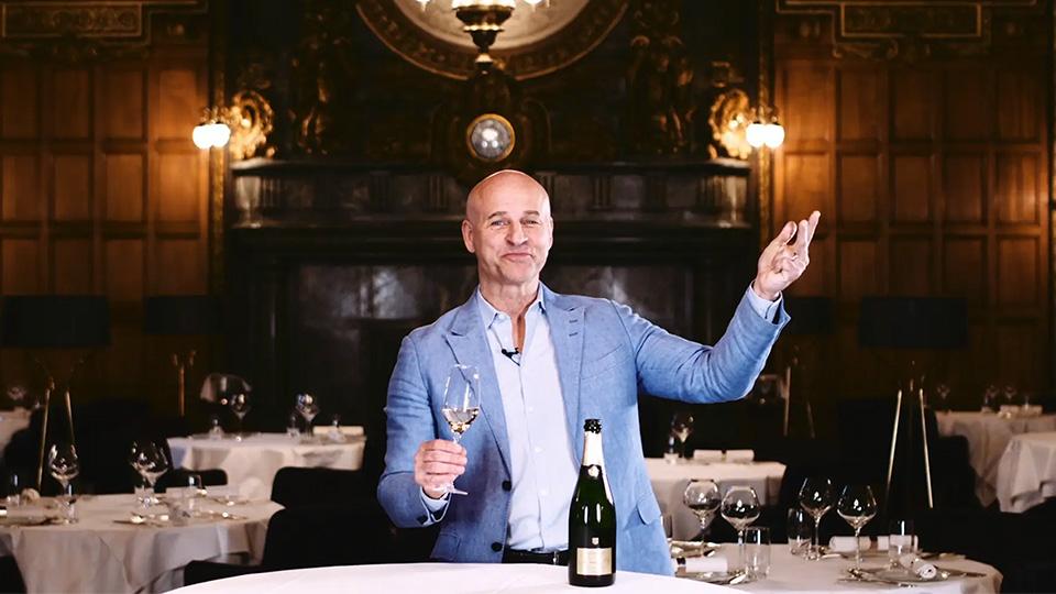 Champagne Masterclass Trailer