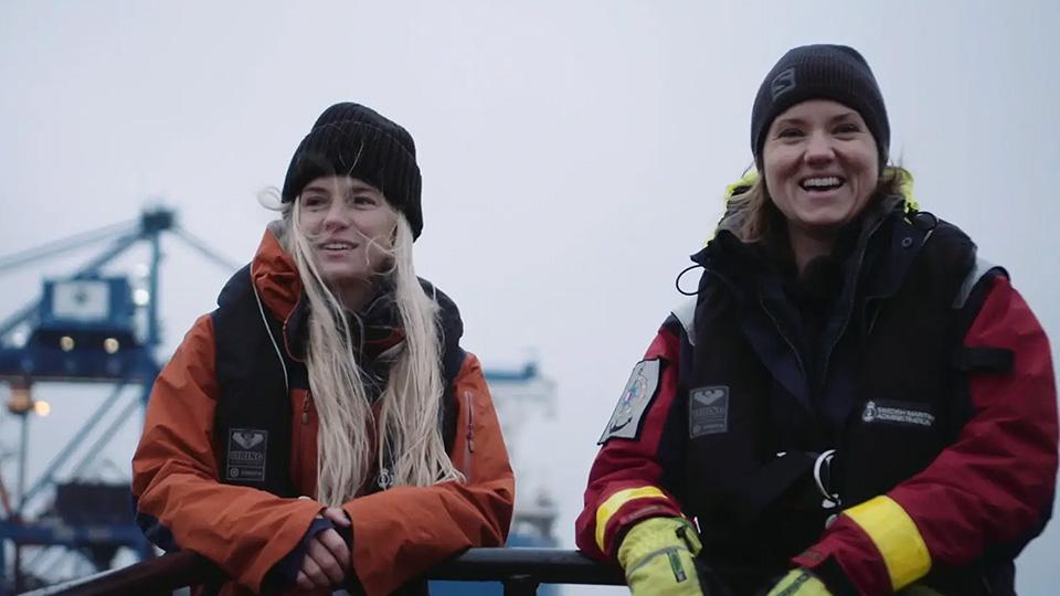 Sjöfartsverket - Kajsa Larsson